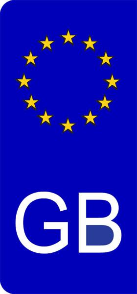 European License Plates Custom European License Plates
