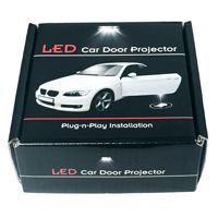 LED Car Door Projector