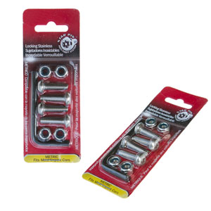 Locking Screw set - Import/Metric Vehicles