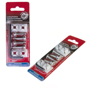 Locking Screw set - Domestic/American Vehicles