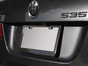 European License Plates License Plate Mounting Frames